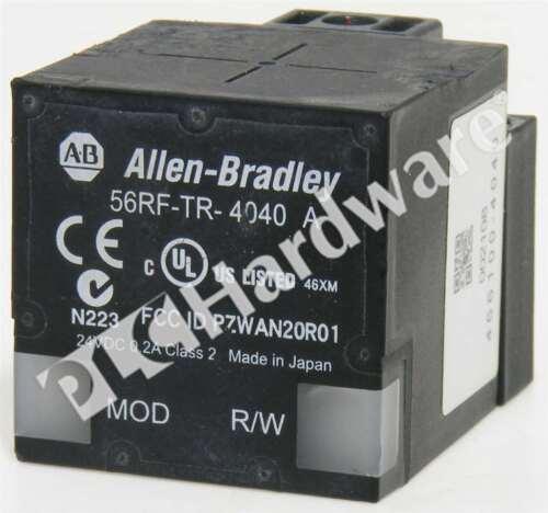 Allen Bradley 56RF-TR-4040 /A 13.56MHz ICODE RFID Square Transceiver