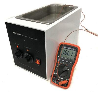 Precision Scientific Model 182 Water Bath Cat 66643