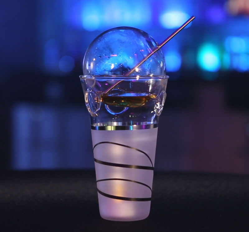 "The Vapor Sphere Fancy Version ""The Worlds Best Personal Alcohol Vaporizer Kit"""