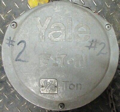 Yale 12 Ton Chain Fall Hoist 15ft