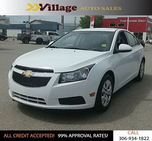 2014 Chevrolet Cruze 1LT Low Kilometers! Bluetooth, Sirius Ra...