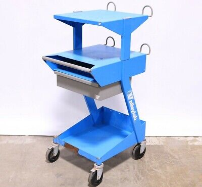 Valleylab Ec340l Electrosurgical Generator Cart