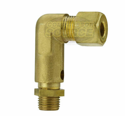 14 Unloader Valve Elbow Sanborn Industrial Air Sc23 Sc46 Ec5 Compressor Pump