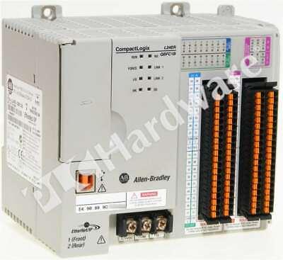 Allen Bradley 1769-l24er-qbfc1b Series A Compactlogix Enet Controller 0.75mb