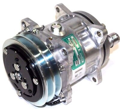 New Genuine Sanden 5077 Ac Compressor For Takeuchi Part 70-1-0010