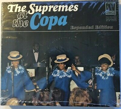 The Supremes--At The Copa Expanded Edition 2 CD (The Supremes At The Copa Expanded Edition)