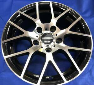 SET OF FOUR (4) AUSCAR 15x6.5 5/114.63 et38 WIRE Frankston Frankston Area Preview