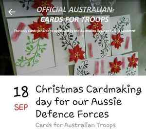 Cards For Australian Troops Boolaroo Lake Macquarie Area Preview