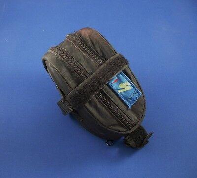 "/""MBS/"" Sew-up Rear Tire Bag BLUE Vintage 1960/'s 1970/'s NOS"
