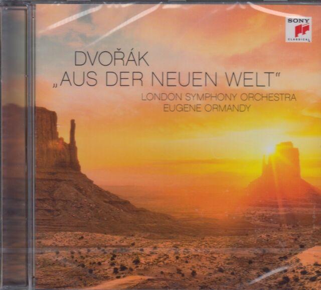 "Dvorak - ""Aus der neuen Welt"" - Eugene Ormandy - London Symphony Orchestra - OVP"