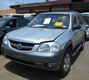 MAZDA TRIBUTE LEFT HEADLIGHT, YU SERIES, 02/01-11/03 (C19084) Lansvale Liverpool Area Preview