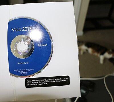 Офисная программа Microsoft Visio Professional 2013