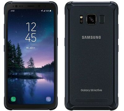 Unlocked Samsung Galaxy S8 Active SM-G892A - 64GB - Meteor...