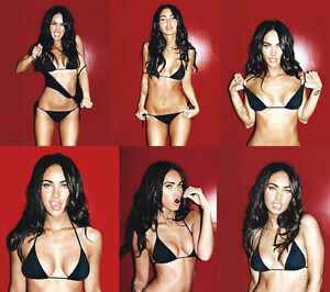 A3 SIZE - MEGAN FOX 2 American Actress And Model WALL DECOR ART POSTER