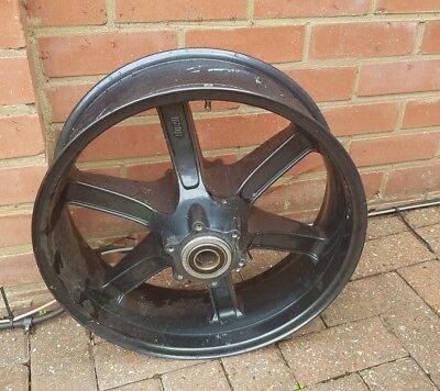 07 Buell XB12R XB12R XB12R Firebolt Rear Back Wheel Rim Straight for sale  Gravesend