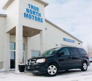 2015 Dodge Grand Caravan SE Rear Stow n Go