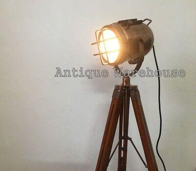 spolight Vintage repurposed industrial lighting home decor lamps light fixture theater