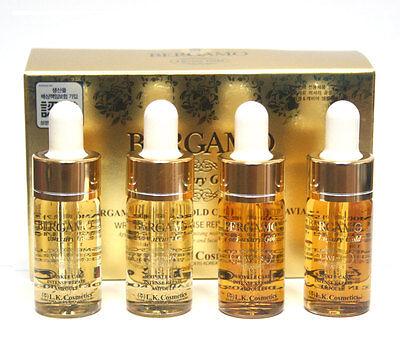 BERGAMO/Luxury Gold Collagen & Caviar Wrinkle Care Repair Ampoule Set 13ml * 4EA