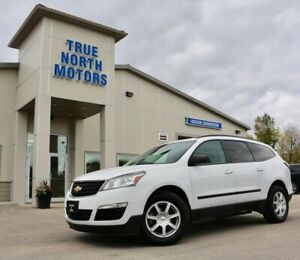 2016 Chevrolet Traverse LS AWD Bluetooth Back Up Cam