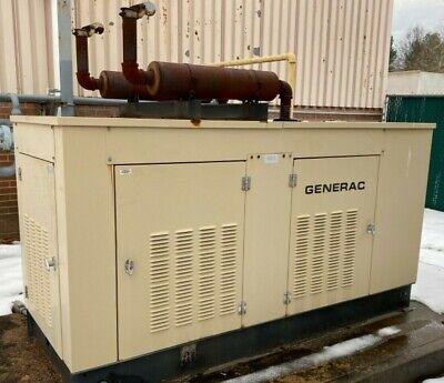85 Kw Generac Generator Natural Gas Standby Back-up Power Generator