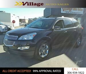 2012 Chevrolet Traverse 2LT AWD, Back-up Camera, Bluetooth, H...