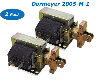 Dormeyer 2005-m-1 Laminated Solenoid 4x240 Quantity Of 2
