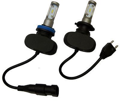 H7/H9 CSP 50W 8000 Lumen LED Headlight Bulb Kit- Suzuki GSXR 1000 750 600 GIXER