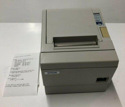 Epson TM-T88III POS Thermal Receipt Printer M129C Network UB-E02
