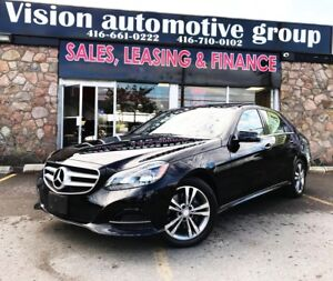 2014 Mercedes-Benz E-Class E250 BlueTEC|4MATIC|NAV|SUNROOF|HEATE