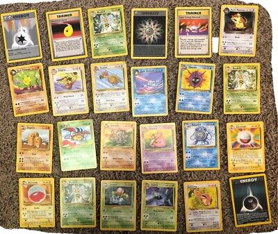 1998 Base Set My Best Cards As A Kid Lot And Rares Pokemon Card Dugtrio 24