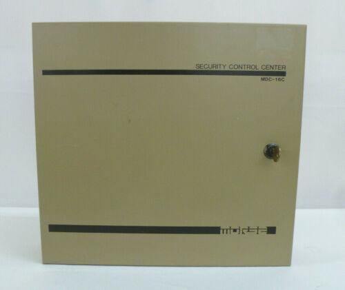 MORSE Security Control Center MDC-16C (16 Channel Control Communicator)