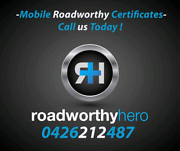 Mobile Roadworthy Certificates - home or work - anytime Bray Park Pine Rivers Area Preview