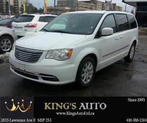 2015 Chrysler Town & Country TOURING, 7 PASS, STOW N GO SEATING,
