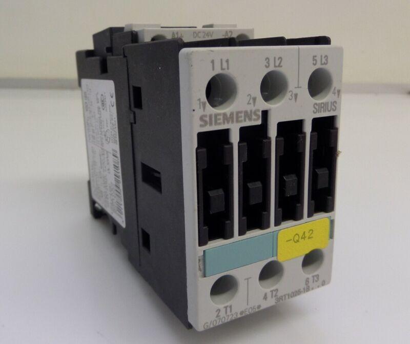 Siemens IEC/EN 60 947-4-1 Motor Starter