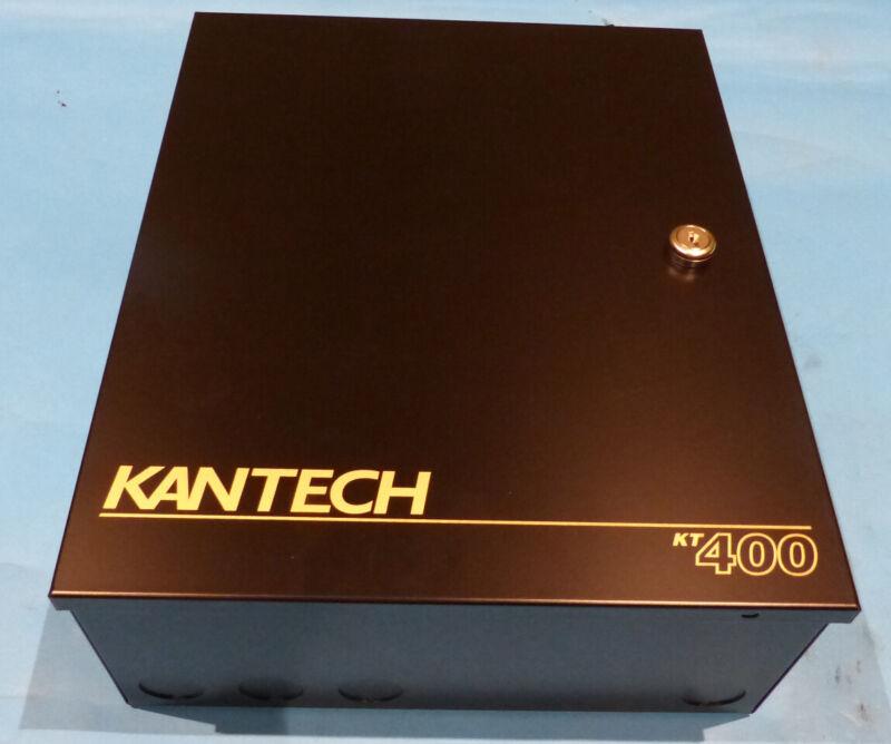 KANTECH KT-400 ETHERNET READY FOUR DOOR CONTROLLER