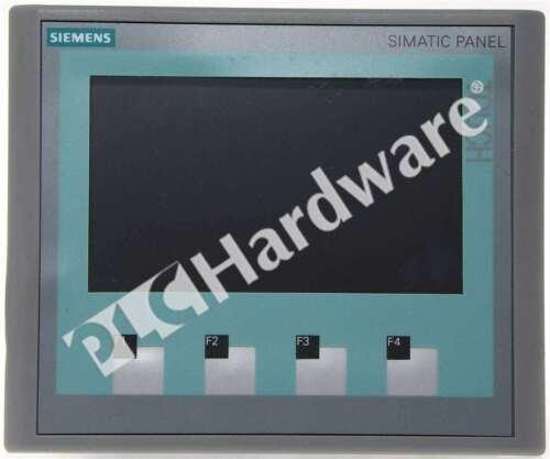 """Siemens 6AV6642-0BD01-3AX0 6AV6 642-0BD01-3AX0 SIMATIC TP177B PN/DP 4.3"""" Color"""