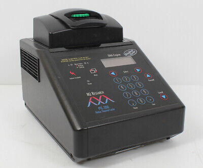 Mj Researchbio-rad Ptc-200 Pcr Thermal Cycler W 96-well Alpha Block -tested-