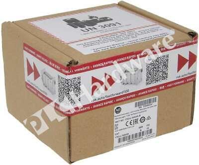 New Sealed Allen Bradley 1763-l16awa B 2020 Micrologix 1100 Controller 120240v