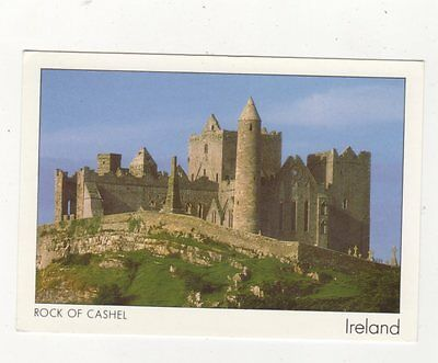 Rock Of Cashel Tipperary Ireland Postcard 882a