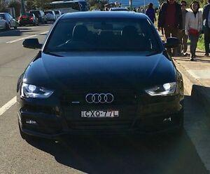 2014 Audi A4 Sedan Mythos Black (Model Year 15) Woolloomooloo Inner Sydney Preview