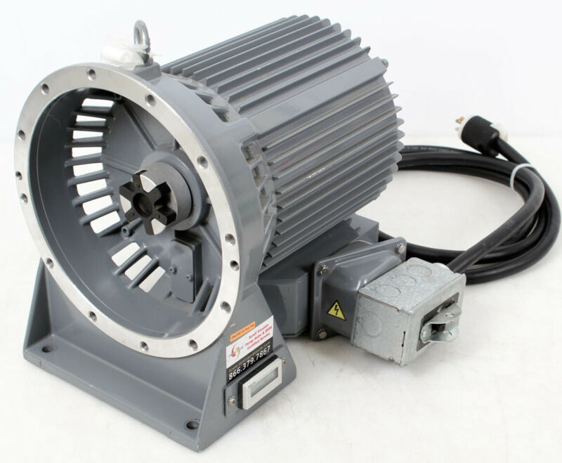 Nidec Motor for ANEST IWATA ISP-250/500/1000 Dry Scroll Vacuum Modules -Clean-