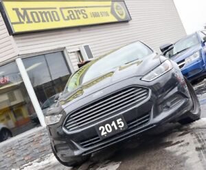 2015 Ford Fusion SE! Clean Carproof! Only $125/Bi-weekly!