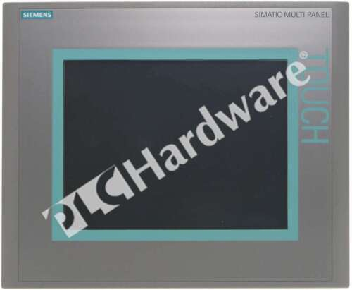 Siemens 6AV6643-0CD01-1AX1 E-Stand 22 6AV6 643-0CD01-1AX1 MP277 MultiPanel 10-in