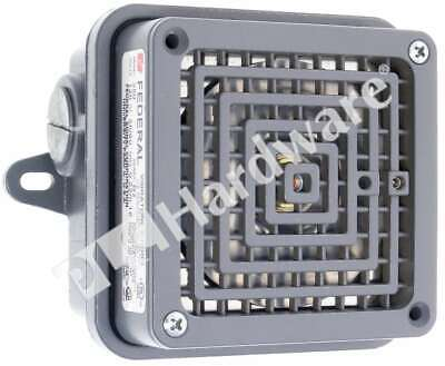Federal Signal 350wb-120 350wb Vibratone Electro-mechanical Horn 120v Ac 100dba