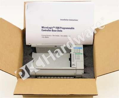New Allen Bradley 1764-28bxb B Micrologix 1500 Base 24v Dc 16 Inputs 6 Relay