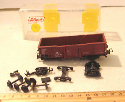 LILIIPUT DUMPING HOPPER~ HO SCALE~MADE IN AUSTRIA - Dumping Hopper