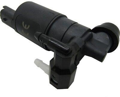 FR+RR Window Washer Pump Citroen Saxo 1.4 (1996-1999)