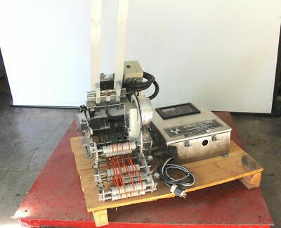 Longford Equipment C350 Friction Feeder Inserter 450 Ppm 120v Streamfeeder