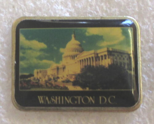 Washington D.C. Tourist Travel Souvenir Collector Pin - DC