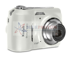 Kodak-EASYSHARE-C1530-14-0-MP-Digital-Camera-WHITE-New